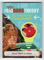 2016 Big Bang Theory Season 6 & 7 Kaley Cuoco as Penny Wardrobe Costume Card M35