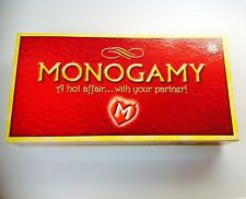 Monogamia Adulto Juego De Mesa Para Parejas Sexy Romance sexo erótico divertido Regalo Idea