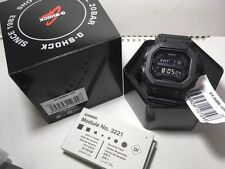 Latest NEW Casio G-Shock GX-56BB-1DR SOLAR POWER ALL BLACK KING MATT BLACK