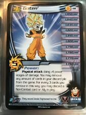 Dragonball Z Cards: Buu Saga (Goten Lv.4 & Trunks Lv. 4)