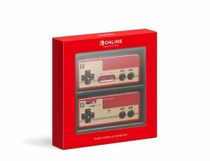 New Nintendo Famicom Switch Online Limited Wireless Controller NES Japan Joy-Con