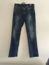 G-STAR RAW JEANS DENIM 3301 SKINNY LOW WAIST WOMEN LADIES W27 L29 TROUSERS BLUE
