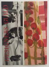 Designers Guild Vintage 1997 Fabric & Wallpaper Postcard