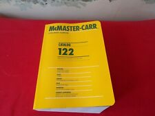 McMaster-Carr, #122, Chicago, Ill parts catalog