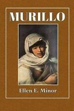 NEW Murillo by Ellen E. Minor Paperback Book (English) Free Shipping