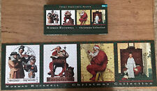 Norman Rockwell Christmas Collection 750 Piece Jigsaw Puzzle Complete