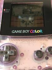 Nintendo Gameboy Colour & Games