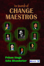 NEW In Search of Change Maestros (Response Books) by Pritam Singh
