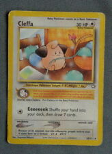 POKEMON TRADING CARD GAME TCG NEO GENESIS 2000 Cleffa kaart # 173 carta Karte G+
