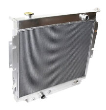 3 Row Aluminum Performance RADIATOR for 83-94 Ford F-250 F-350 Diesel V8 MT ONLY