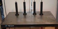 "NEWPORT NRC 36""X24""X2"" OPTICAL TABLE / BREADBOARD w/ LEGS"