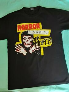 Misfits Horror Business T Shirt