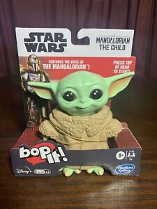 Disney Star Wars Bop It The Mandalorian The Child Edition NEW 2020 BABY YODA