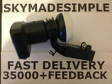 4WAY SKY QUAD LNB LMB MK4 ADAPTOR SKY + PLUS  FREESAT UNIVERSAL SATELLITE 3D HDM