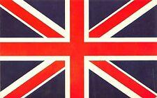 POSTCARD   MILITARY   FLAGS    Union  Jack