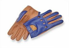 Two-Tone Men's Leather All Occasion Gloves