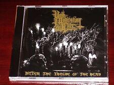 Void méditation Cult: foutaise la langue des Dead CD 2016 Hells Headbangers NEUF