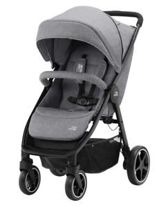 Britax Romer B-AGILE M From Birth Baby Stroller / Pram / Pushchair - GREY