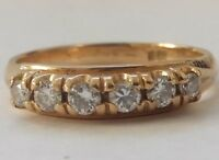 18ct Gold Brilliant Cut Diamond 18k Eternity Ring