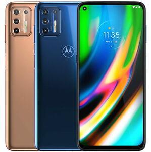 "Motorola Moto G9 Plus XT2087-1 128GB 4GB RAM Dual Sim (FACTORY UNLOCKED) 6.81"""