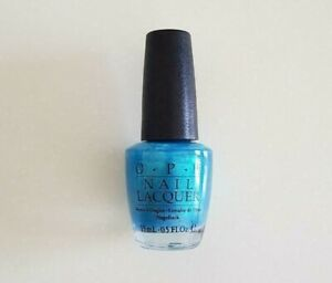 OPI Teal the Cows Come Home NL B54 (Black Label)