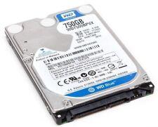 "+ 750GB Western Digital Scorpio Blue 2,5"" Laptop HDD WD7500BPVX SATAIII 6GB/s +"