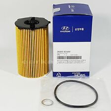 OEM Genuine 263203CAA0 Engine Oil Filter For HYUNDAI AZERA 2012-2014