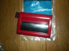 NOS 1992 - 1994 Ford F150 F250 F350 Rear Corner Moulding LH Vermillion Red