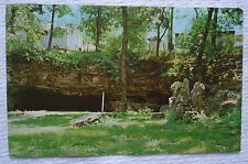 DOLING PARK  CAVE SPRINGFIELD MISSOURI USED 1967 POSTCARD