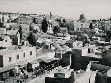 TEL AVIV c. 1950 - Vue de la Ville Palestine - DIV325
