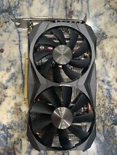 Zotac Geforce GTX 1080 8GB Mini Graphics Card. 8GB.