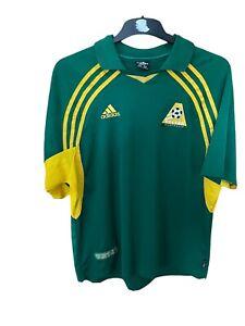 HOME SHIRT ADIDAS AUSTRALIA FOOTBALL SHIRT 2000/02 (M ) #9 MARK VIDUKA