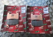 2x MCB 703 SV Pastillas Freno HONDA CBR 600 F4, Sport, PC35, 900 , SC44, SC50