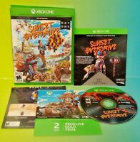 Sunset Overdrive Day One Edition   - Microsoft Xbox One Game - Tested ! XBOX 1