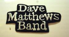 Dave Matthews Band Embroidered Iron On Patch Shirt Jacket Rock Band DMB NEW