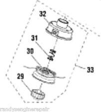 Homelite trimmer head UT41002A-1 099081003001 assembly RY41002 RY41002A
