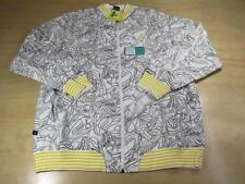 NIKE AIR JORDAN AJ IV 4 RETRO RARE AIR LIGHTNING THUNDER JACKET XL WHITE LASER
