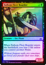 Fathom Fleet Boarder FOIL Rivals of Ixalan NM Black Common MAGIC CARD ABUGames