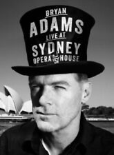 BRYAN ADAMS - LIVE AT SYDNEY OPERA HOUSE (DELUXE EDITION) DVD + CD ROCK/POP NEW!