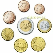 3,88 Euro KMS coin set UNC Lose - alle Länder / all countries 1999 bis 2021