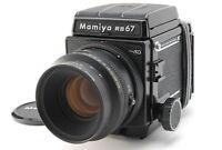 Excellent+++++ MAMIYA RB67 Pro SD Medium Format w/ K/L 127mm f/3.5 L from JAPAN