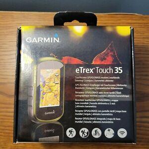 Garmin eTrex Touch 35 Touchscreen GPS (010-01325-10)