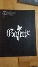 the GazettE Magazine Photobook Many Pictures