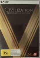 Civilization V The Complete Edition PC Sid Meier's Free Postage