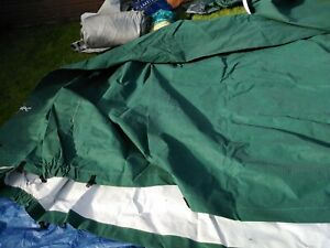 Specialised Covers Caravan Cover With Straps Winter Storage Protect 5m