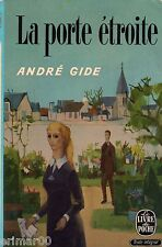 La porte étroite / André GIDE // Romanesque // Académie française