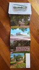 BEIT YESHA KIBBUTZ Resthouse Givat Brenner Israel 5 postcards Judaica