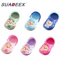Boys Girls Sandals Kids Summer Beach Clogs Slip On Children Breathable Shoes