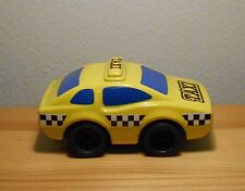 Mattel first wheels Yellow Taxi