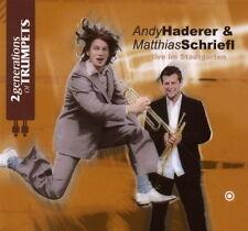 Andy Haderer & Matthias Schriefl Live im Stadtgarten 2 Generations Of Trumpets